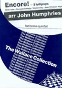 Humphries: Encore