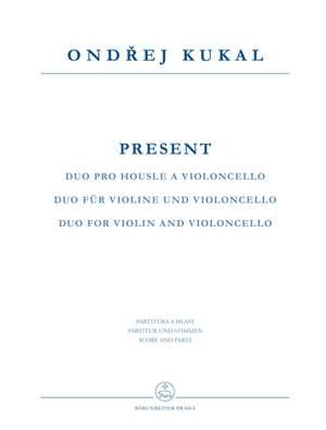 Kukal, O: Present, Op.12 (1992)