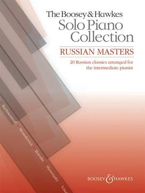 The Boosey & Hawkes Solo Piano Collection - Russian Masters