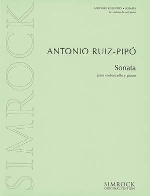 Ruiz-Pipó, A: Sonata