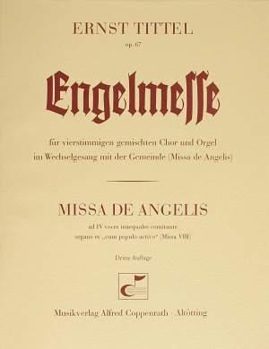 Tittel: Engelmesse (67)