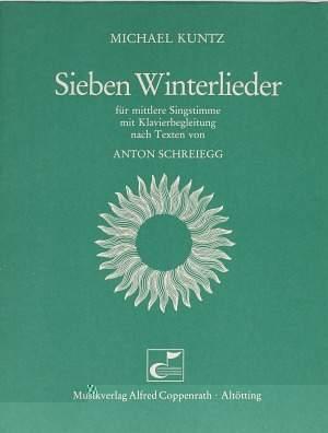 Kuntz: Kuntz, Sieben Winterlieder