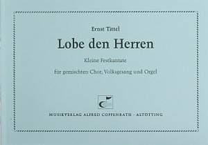 Tittel: Lobe den Herren (G-Dur)