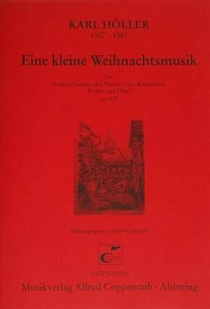 Höller: Eine kleine Weihnachtsmusik (Op.12b)