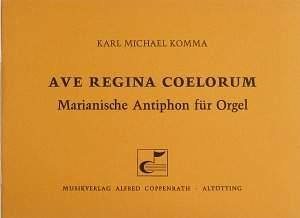 Komma: Ave Regina Coelorum
