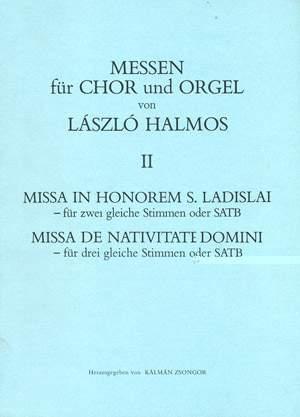Halmos: Zwei Messen