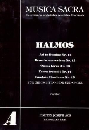 Halmos: Fünf lateinische Motetten