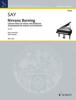 Say, F: Nirvana Burning op. 30