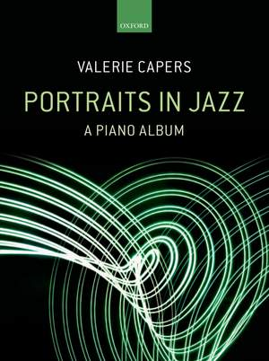 Capers, Valerie: Portraits in Jazz