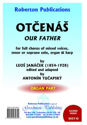 Janacek: Otcenas Organ Part