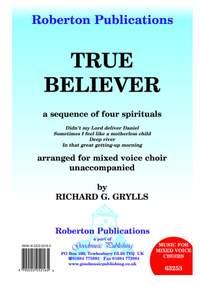 Grylls: True Believer (Four Spirituals)