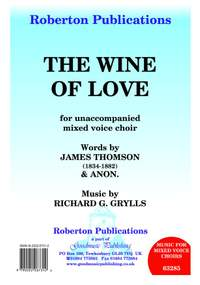 Grylls: Wine Of Love