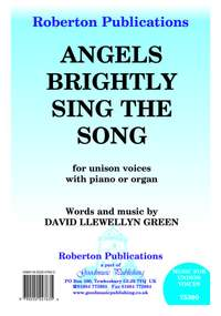 Green: Angels Brightly Sing The Song