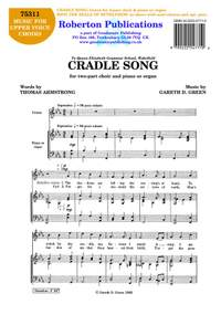 Green: Cradle Song / Ring The Bells.....