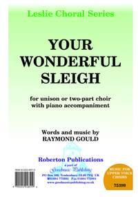Gould: Your Wonderful Sleigh