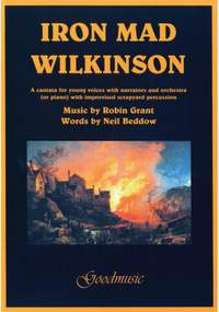 Grant R: Iron Mad Wilkinson