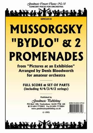 Mussorgsky M: Bydlo & Two Promenades Pack