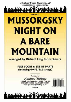 Mussorgsky: Night On A Bare Mountain(Ling) Pack