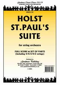 Holst: St.Paul's Suite Pack