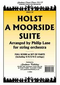 Holst: Moorside Suite (Arr.Lane) Pack