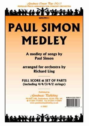 Simon: Paul Simon Medley (Arr.Ling) Pack