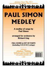 Simon: Paul Simon Medley (Arr.Ling) Score