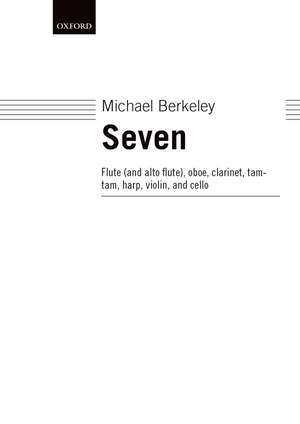Berkeley M: Seven (Score And Parts)