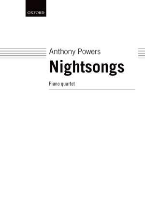 Powers A: Nightsongs Piano Quartet