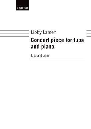 Larsen L: Concert Piece