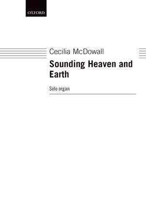 McDowall C: Sounding Heaven And Earth