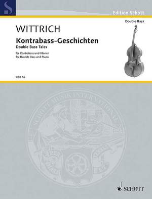 Wittrich, P: Double Bass Tales
