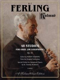W. F. Ferling: 48 Studies for Oboe (or Saxophone)