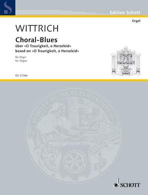 Wittrich, P: Choral-Blues