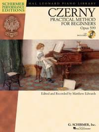 Carl Czerny: Practical Method For Beginners Op.599