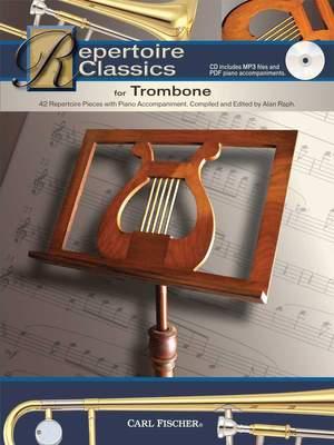 Repertoire Classics for Trombone