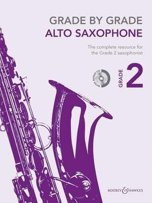 Grade by Grade - Alto Saxophone Grade 2