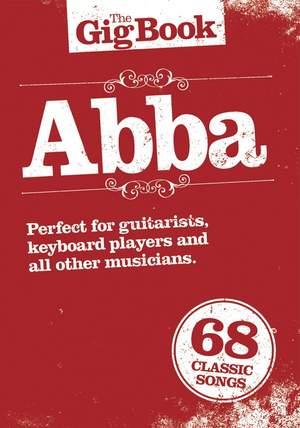 The Gig Book: ABBA