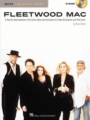 Guitar Signature Licks: Fleetwood Mac Product Image
