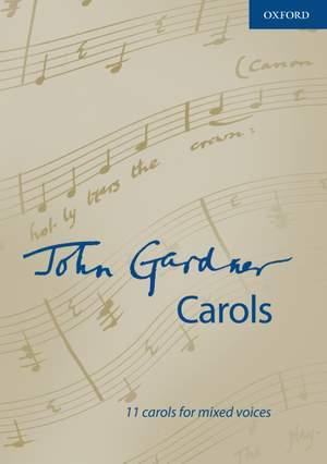 Gardner, John: John Gardner Carols