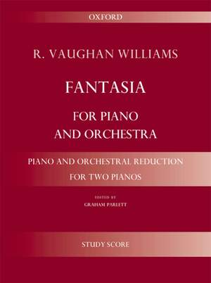 Vaughan Williams, Ralph: Fantasia for piano and orchestra