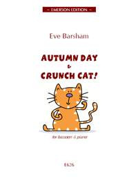 Barsham: Autumn Day & Crunch Cat!