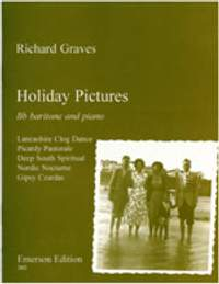Graves: Holiday Pictures (treble & bass clef)