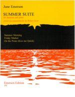 Emerson: Summer Suite (treble & bass clef)