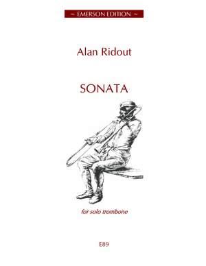 Ridout: Sonata for Solo Trombone