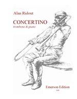 Ridout: Concertino for Trombone