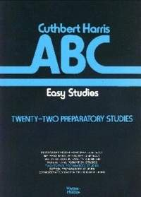 Harris: 22 Preparatory Studies