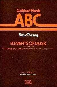 Harris: Elements in Music