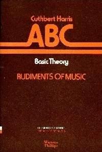 Harris: Rudiments in Music