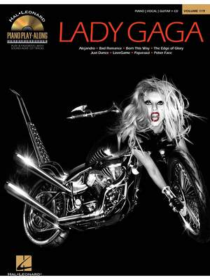 Lady Gaga Product Image