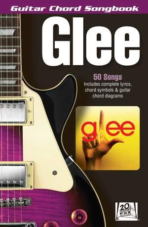 Guitar Chord Songbook: Glee
